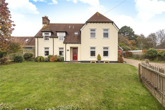 Thumbnail Detached house for sale in Anderson, Blandford Forum, Dorset