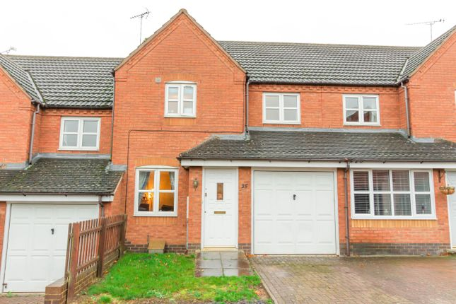 3 bed terraced house for sale in Aldsworth Close, Wellingborough NN8