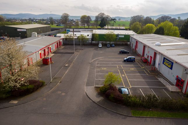 Thumbnail Commercial property for sale in Lochside Court Industrial Estate, Irongay Road, Dumfries