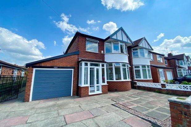 3 bed semi-detached house to rent in Chestnut Drive, Sale M33