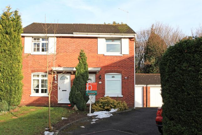 Thumbnail Semi-detached house for sale in Beedles Close, Aqueduct, Telford