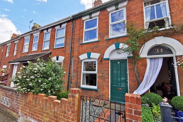 Thumbnail Terraced house to rent in Alexandra Road, Beccles