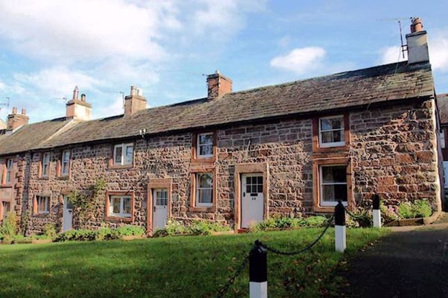 Thumbnail End terrace house for sale in Boroughgate, Appleby-In-Westmorland