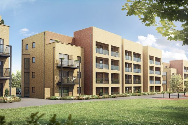 "Thumbnail 1 bed flat for sale in ""The Glamis"" at Goldsel Road, Swanley"