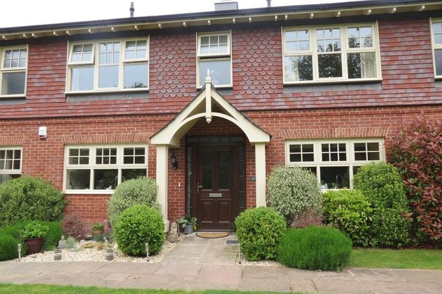 Thumbnail Terraced house for sale in Homefield Close, Winkton, Christchurch