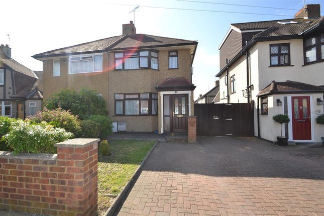 Thumbnail Semi-detached house for sale in North Road, Bedfont, Feltham