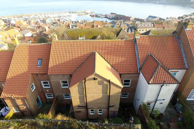 Thumbnail Terraced house for sale in Graham Close, Paradise, Scarborough