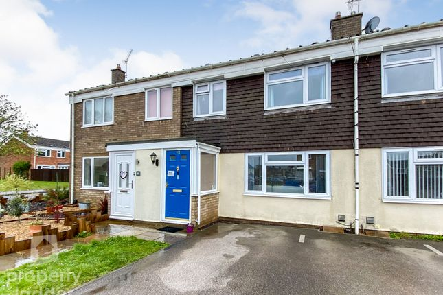 3 bed terraced house for sale in Hoveton Place, Raf Coltishall, Norwich NR10