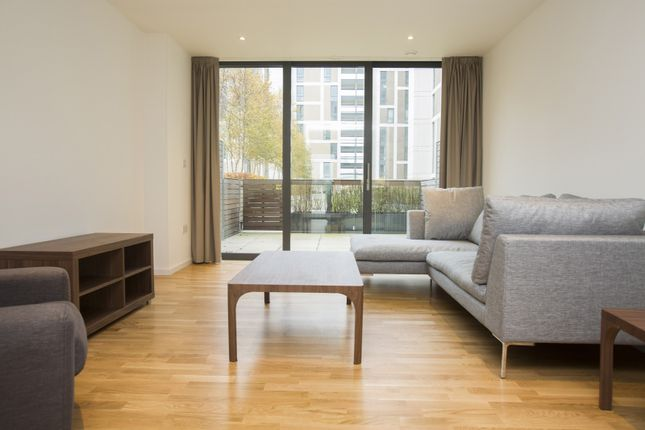 Thumbnail Town house to rent in Honour Lea Avenue, Olympic Park, London