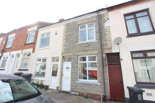 Thumbnail Terraced house for sale in Ruby Street, Leicester