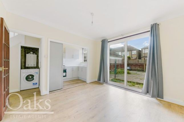 End terrace house to rent in Dalmally Road, Addiscombe, Croydon