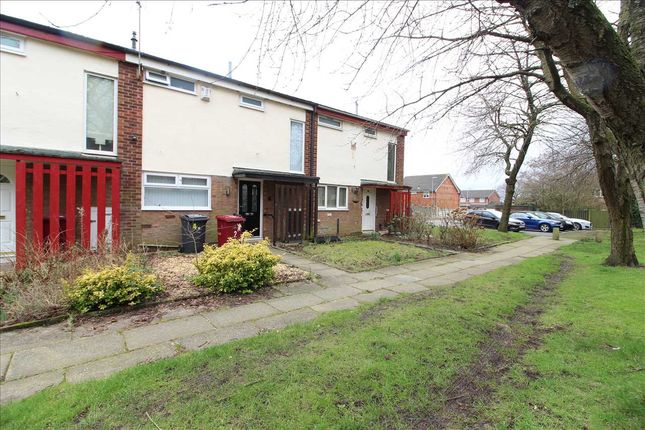 Thumbnail End terrace house to rent in Parkway East, Kirkby, Liverpool
