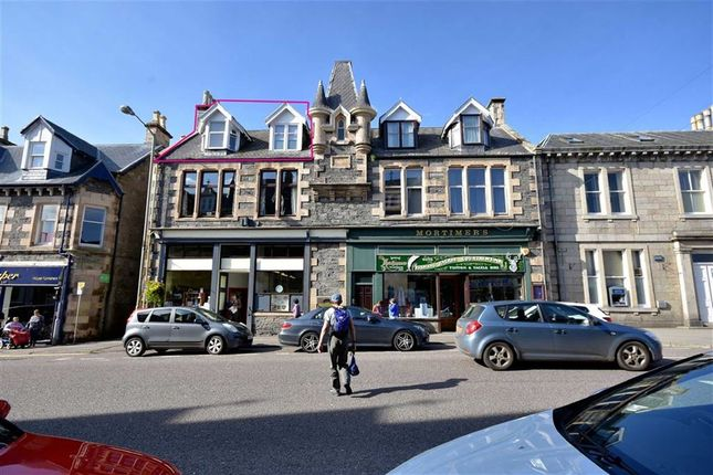 Thumbnail Flat for sale in High Street, Grantown-On-Spey