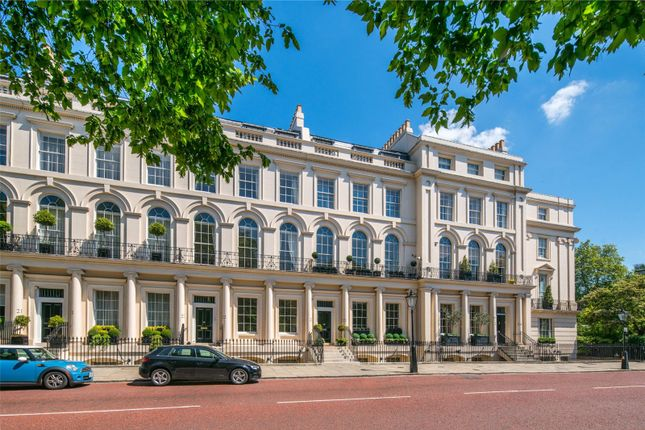Thumbnail Terraced house for sale in Park Square East, Regent's Park, London