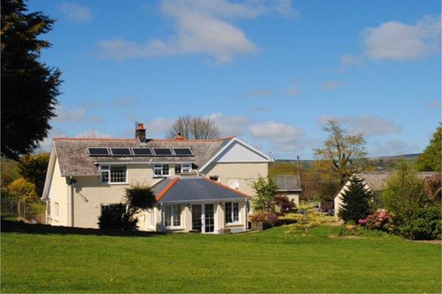Thumbnail Detached house for sale in Brynmeini, Hermon, Glogue, Pembrokeshire