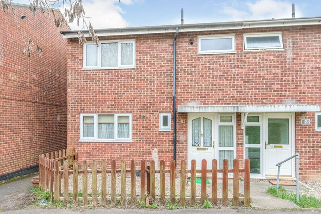 End terrace house for sale in Haverhill, Suffolk