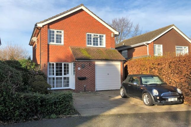 Front View of Curbey Close, West Chiltington RH20