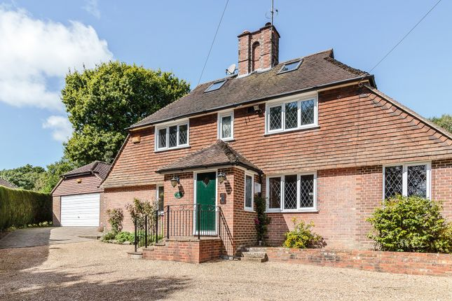 Thumbnail Detached house for sale in Netherfield Road, Netherfield, Battle