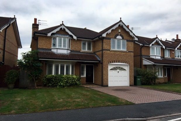 Thumbnail Property to rent in Sandhurst Drive, Wilmslow