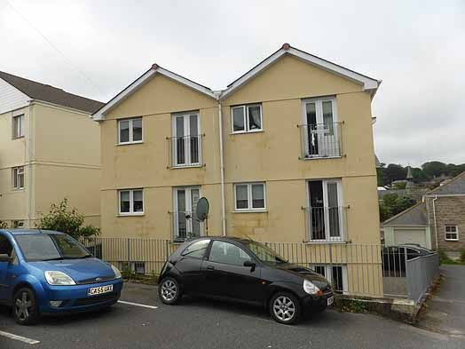 Flat to rent in Sparnon Close, Redruth