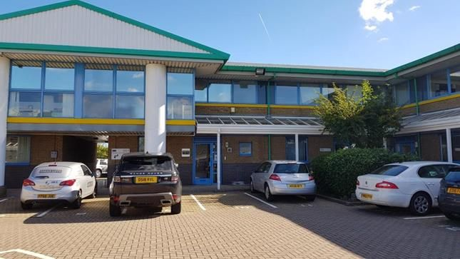 Thumbnail Office for sale in Unit 9, Saxon House, Upminster Trading Park, Warley Street, Upminster, Essex