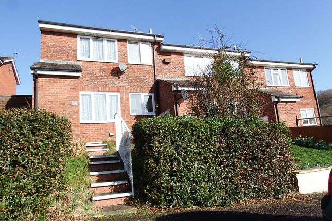 Thumbnail Terraced house to rent in Stoke Valley Road, Exeter