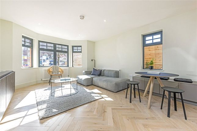 Thumbnail Flat for sale in The Broadway, Hampton Court Way, Thames Ditton, Surrey
