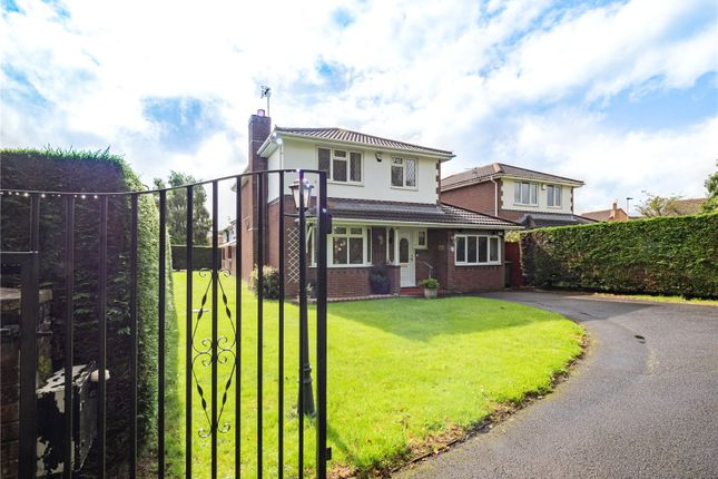 Thumbnail Detached house for sale in Sinclair Drive, Penylan, Cardiff