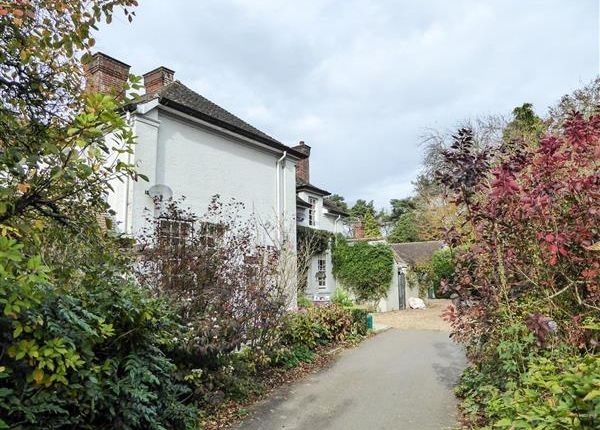 Thumbnail Property to rent in The Annexe, Ashley Hill House, Salisbury