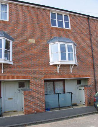 Thumbnail Town house to rent in De Montfort Terrace, Lewes