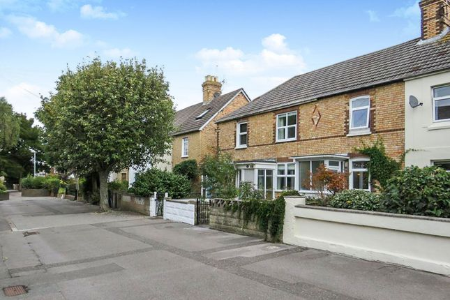 Thumbnail Terraced house for sale in Shaftesbury Road, Poole