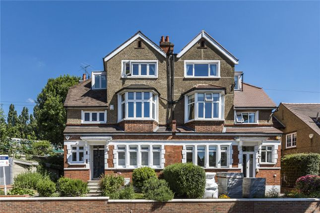 Thumbnail Semi-detached house for sale in Thorpewood Avenue, London