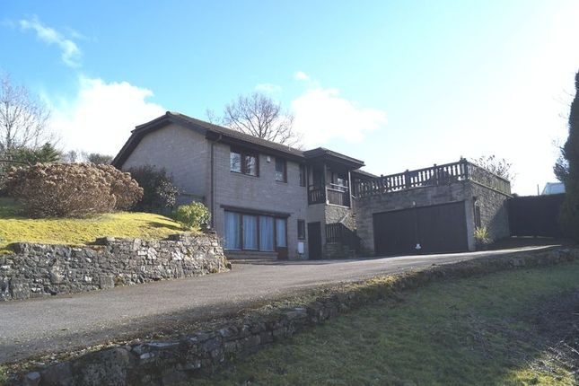 Thumbnail Detached house for sale in Mendip Road, Stoke St. Michael, Radstock