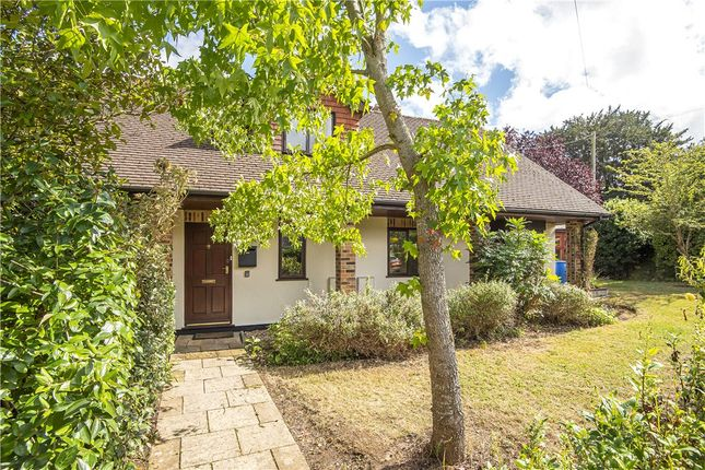 Thumbnail Detached bungalow for sale in High Street, Spetisbury, Blandford Forum