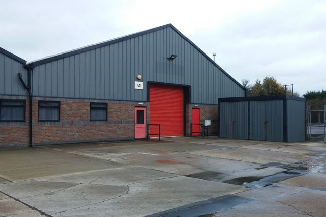 Thumbnail Light industrial to let in Barton Industrial Estate, Faldo Rd, Barton-Le-Clay