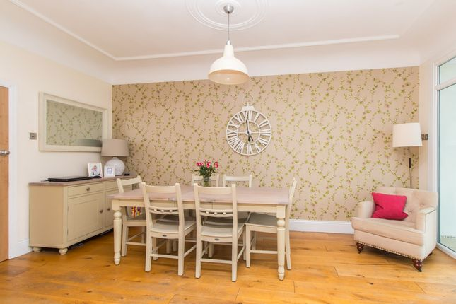 Thumbnail Semi-detached house for sale in Warwick Road, Thorpe Bay