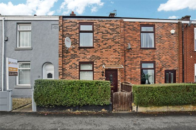 2 bed terraced house to rent in Mossfield Road, Pendlebury, Swinton, Manchester M27