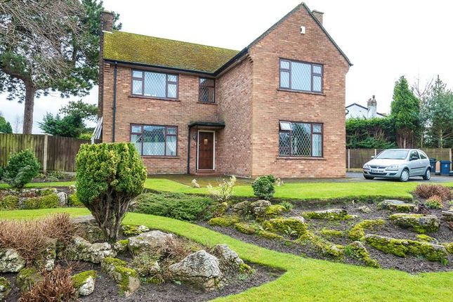 Thumbnail Detached house for sale in Junction Lane, Burscough, Ormskirk
