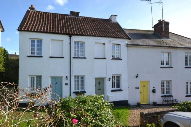 Thumbnail Terraced house for sale in Church Lane, East Budleigh, Budleigh Salterton, Devon