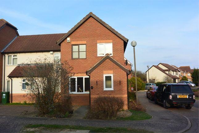 Thumbnail Detached house to rent in Mithras Gardens, Wavendon Gate, Milton Keynes, Buckinghamshire