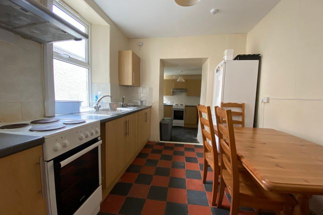 Thumbnail Terraced house to rent in Trefor Road, Aberystwyth