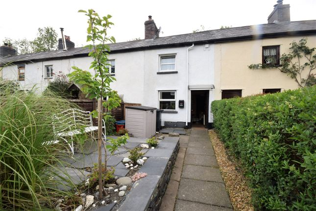 Thumbnail Terraced house for sale in The Terrace, Commins Coch, Machynlleth, Powys