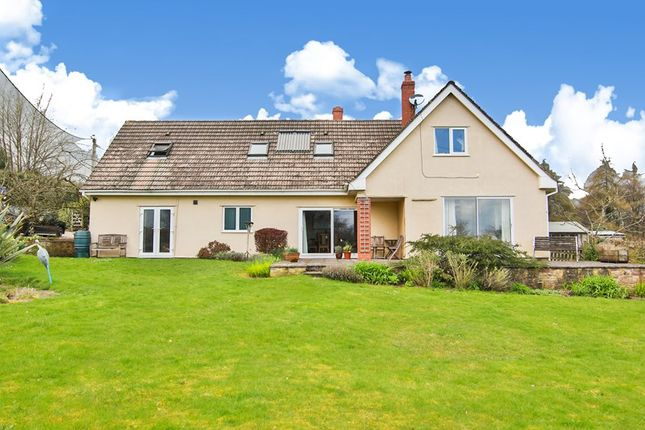Thumbnail Detached bungalow for sale in The Narth, Monmouth