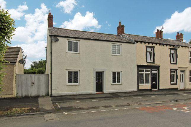 Thumbnail End terrace house for sale in Swan Street, Longtown, Carlisle