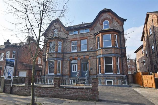 3 bed flat for sale in Kerrs Villa, 13-15 Queenston Road, West Didsbury, Manchester