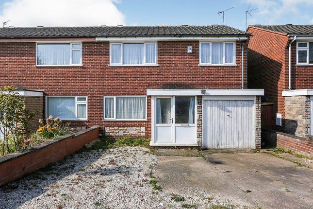 3 bed semi-detached house for sale in Arbor Way, Chelmsley Wood, Birmingham B37