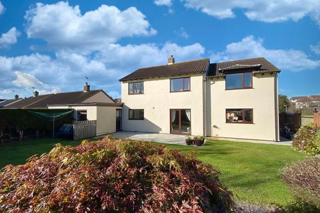 Thumbnail Detached house for sale in Collatons Walk, Bow, Crediton
