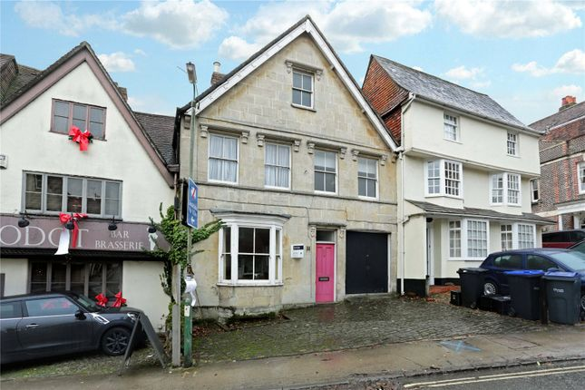 Thumbnail Terraced house for sale in Kingsbury Street, Marlborough, Wiltshire