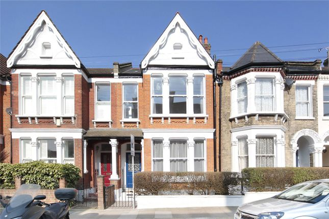 4 bed terraced house for sale in Hearnville Road, Balham, London
