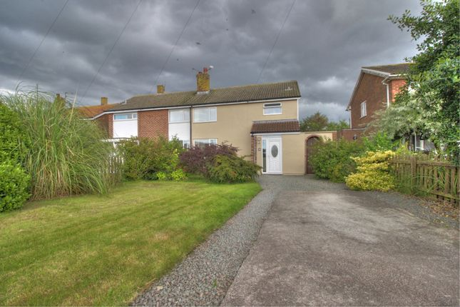 Thumbnail Semi-detached house for sale in Bank Head, Haverigg, Millom